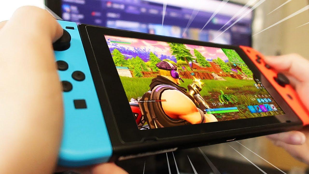 Nintendo SwitchAndroid instalatuta dago