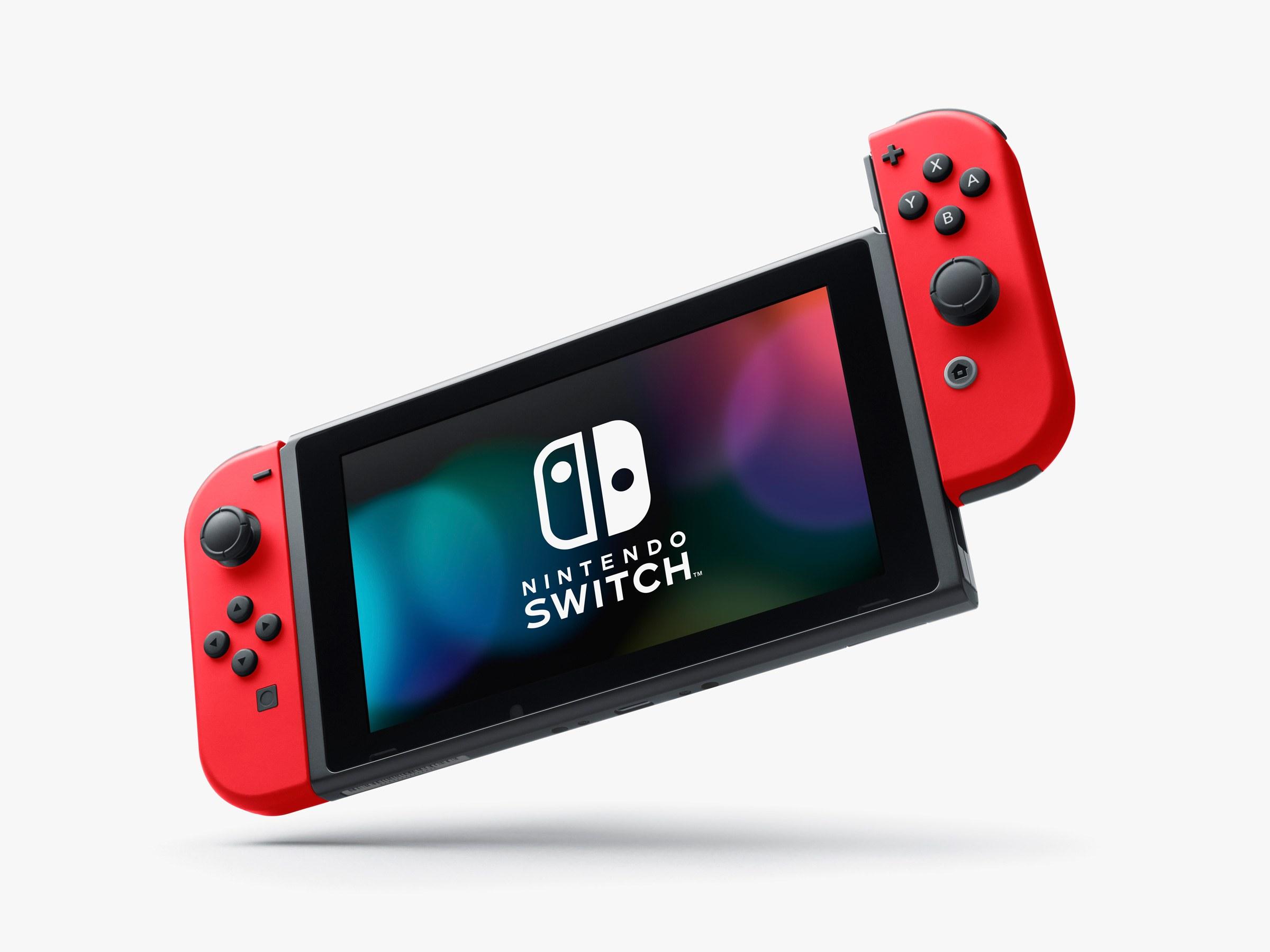 Nintendo berria da Switch eredua garatzen ari da!
