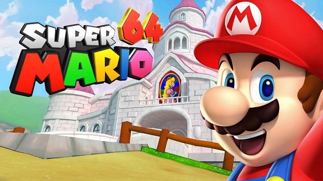Nintendo-k Super Mario 64-ren jarraitzaile bihurtzeko borrokan ari da PCan