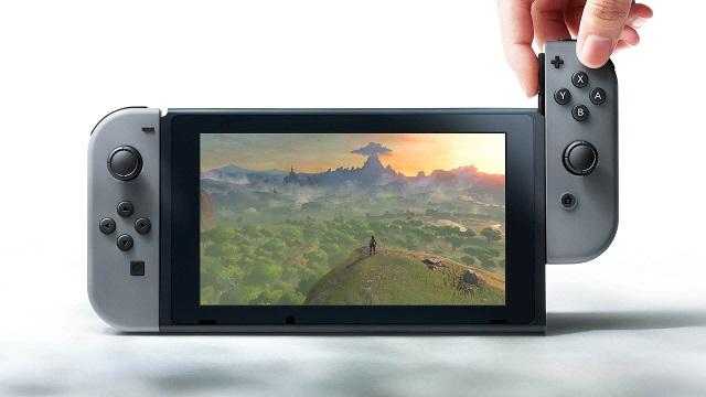 Nintendo kontsolaren hirugarren bertsioa lantzen ari da Switch