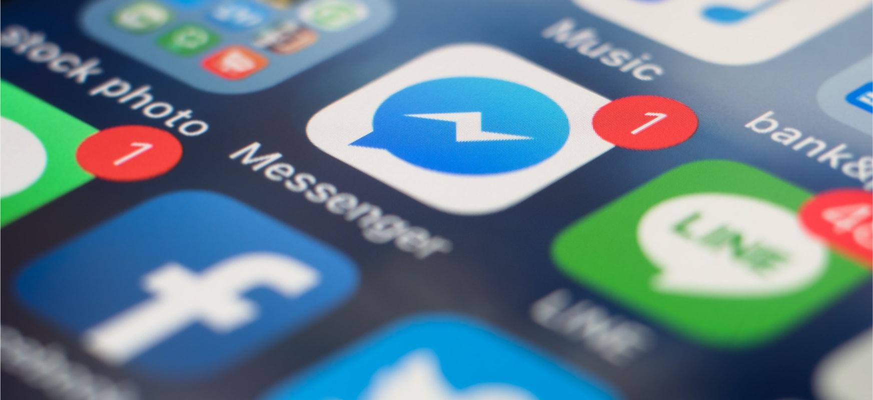 Nire FB Messenger-ek soinu arraroak egiten ditu.  Entzun al dituzu?