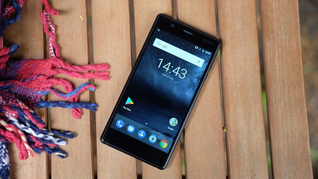 Nokia 3 Android eguneratze berria kaleratu da