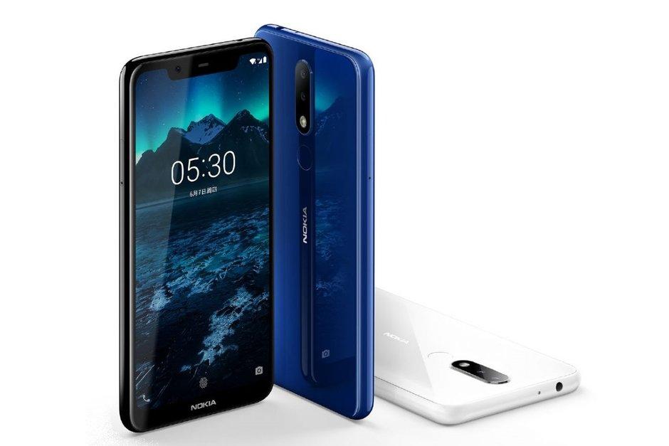 Nokia 5.1 Plus Android Pie-k kaleratu du