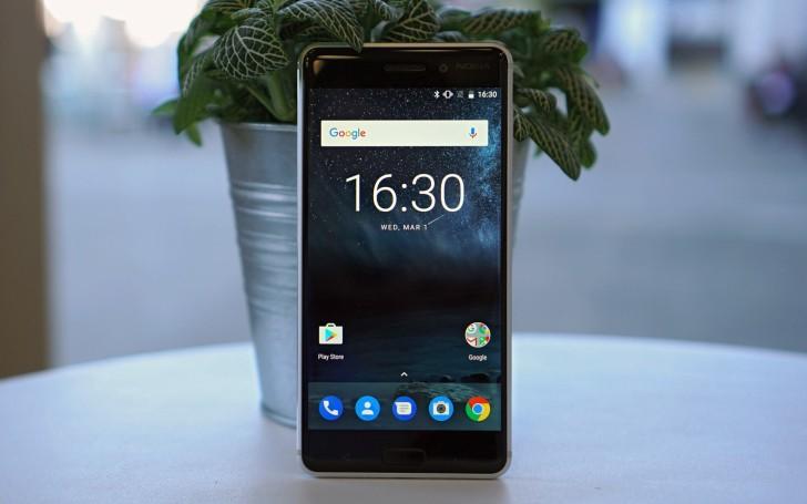Nokia 6 Android-erako 9.0 Torta eguneratzea amaitu da!