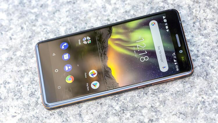 Nokia 6.1 Android 10 eguneratzea kaleratu da!
