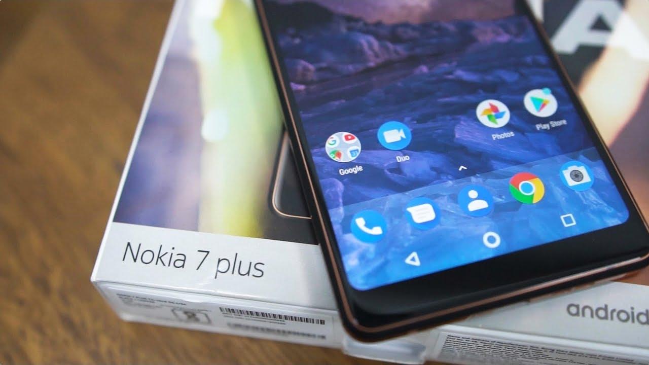 Nokia 7 Plus Android Pie eguneratzea atzeratuko da