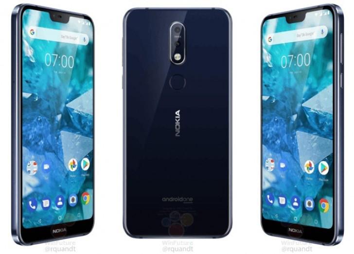 Nokia 7.1 Zerekin topo egingo digu?