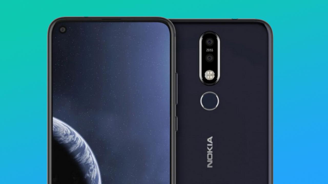 Nokia 8.1 Plus itxura hau izango da!