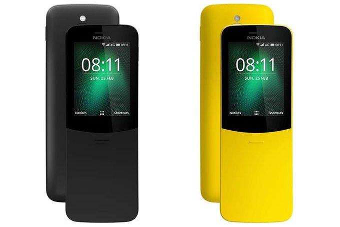 Nokia 8110 için WhatsApp desteği