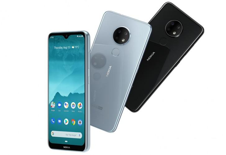 Nokia merkean 6.2 Punto!  Hemen dituzu ezaugarriak!