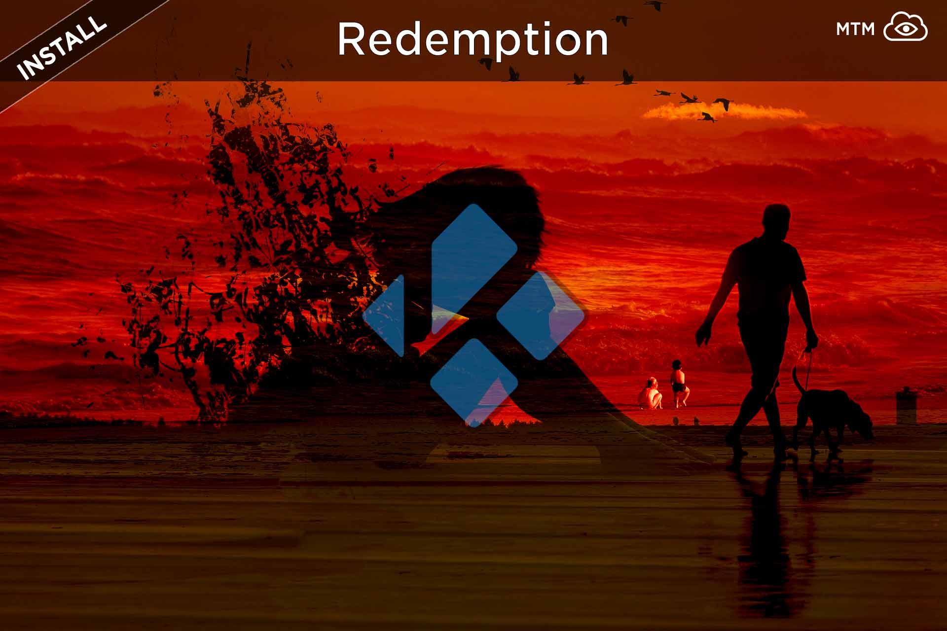 Nola Redemption gehigarria instalatu (Bucky Movies Alternative)