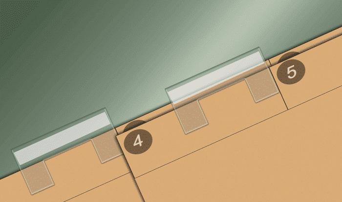 Nola aldatu iCloud Drive fitxategiak eta karpetak
