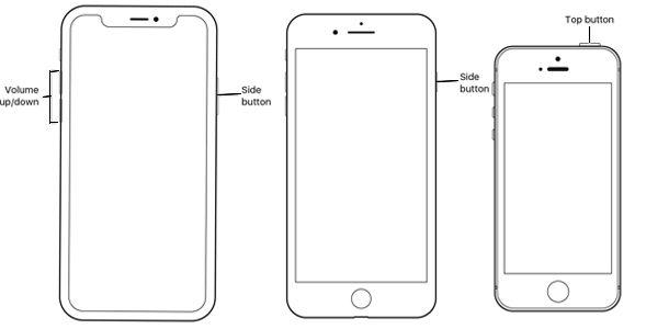 Berrabiarazi iOS gailua