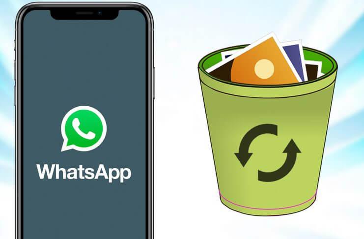 Nola berreskuratu WhatsApp-en iPhone ezabatutako argazkiak, bideoak eta kontaktuak