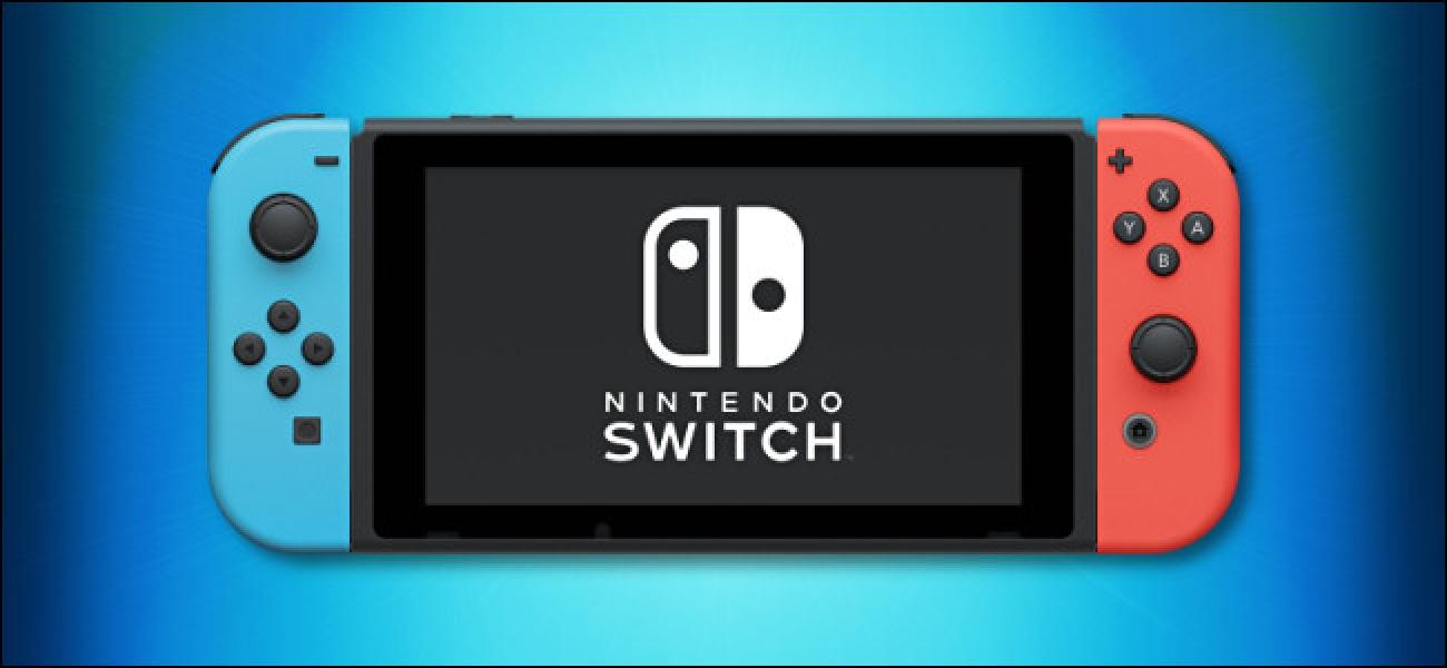 Nola biratu kontrolagailu botoiak Nintendo Switch