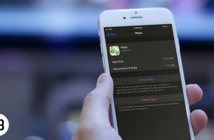 Nola deskargatu iPhone edo iPad erabili gabeko aplikazioak biltegiratze espazioa libratzeko
