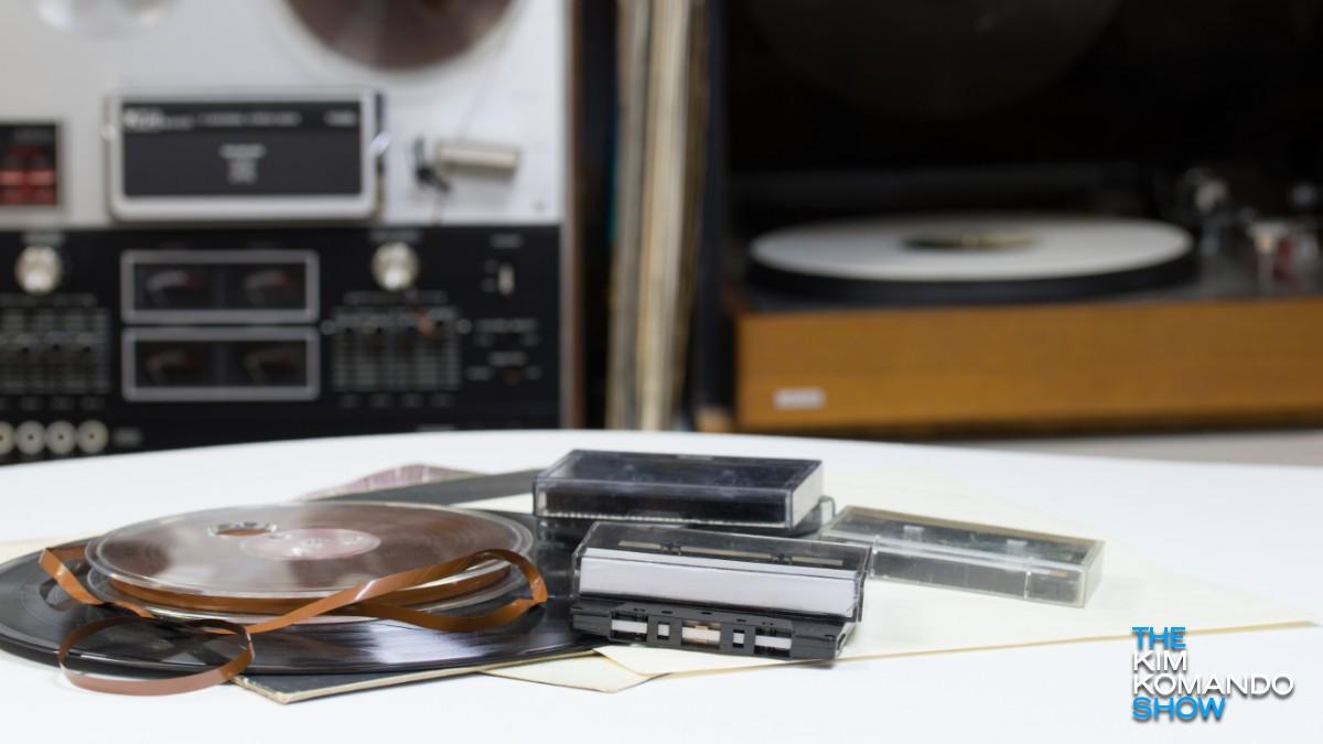 Nola egin zure binilozko disko, CD eta zintak kopia digitalak