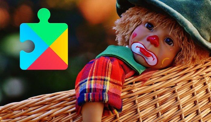 Nola eguneratu Google Play zerbitzuak eskuz