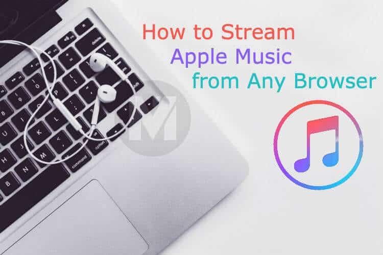 Nola entzun Apple Musika edozein arakatzailatik (ordenagailua eta mugikorra)