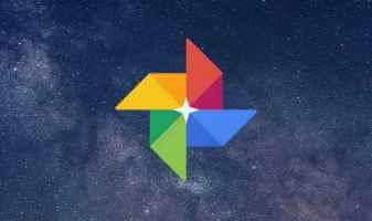 Nola erabili Google Argazkiak modu ilunean iPhone eta iPad-en