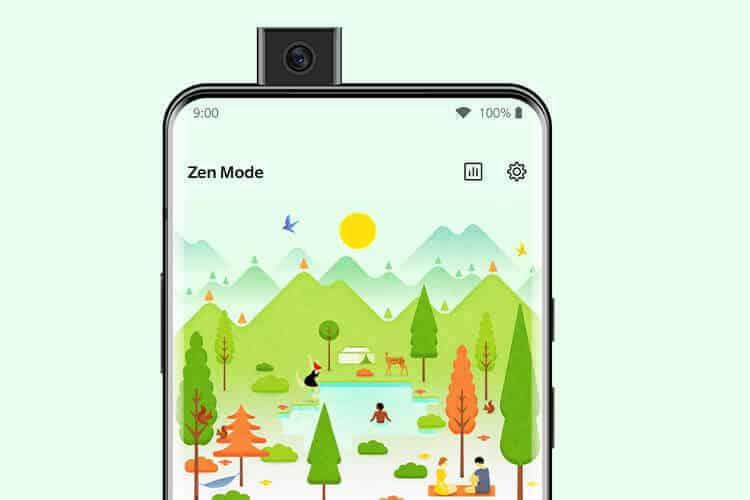 Nola erabili Zen modua OnePlus gailuetan 7 Pro eta OnePlus