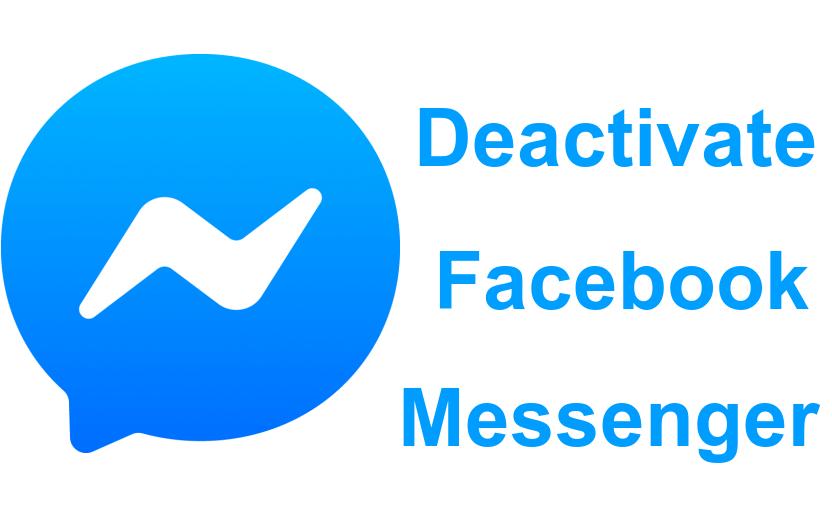 Nola ezabatu edo desaktibatu Facebook Messenger