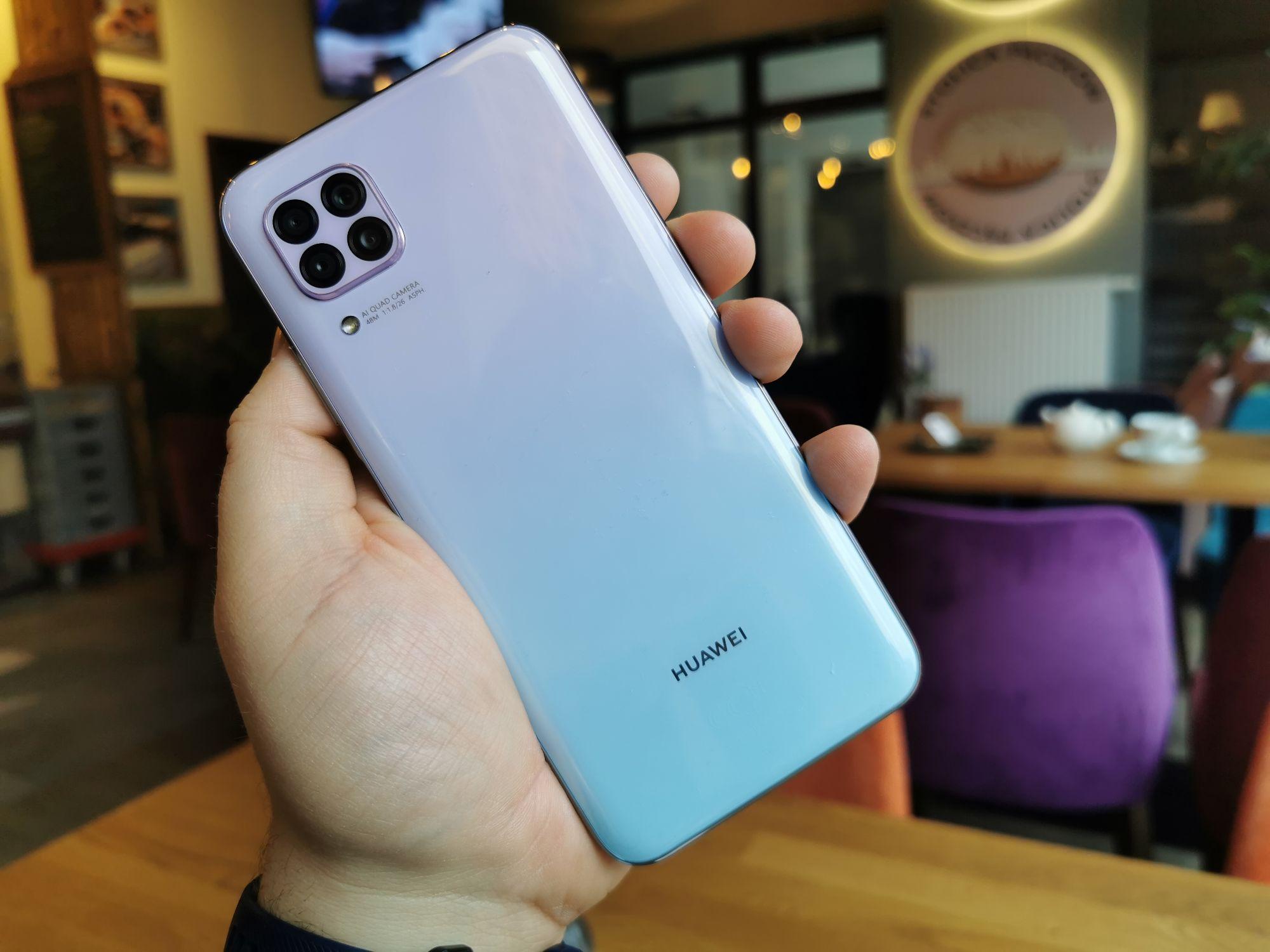Nola funtzionatzen dute Google zerbitzuek Huawei P40 Lite-n?  Begiratzea erabaki nuen