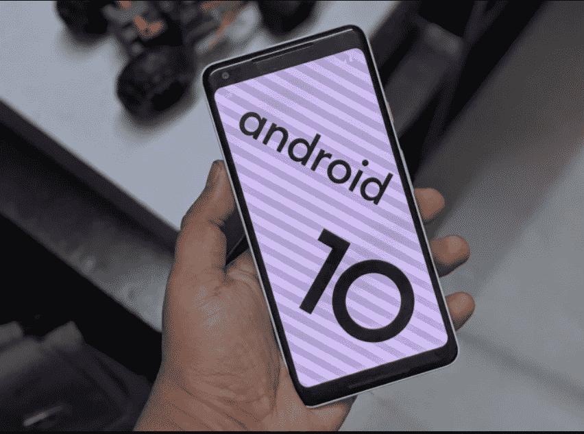 Nola instalatu Android 10 Pixeleko telefonoetan