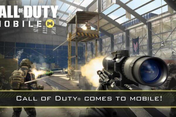Nola instalatu Call of Duty Mobile PCan TGB Gameloop-ekin?