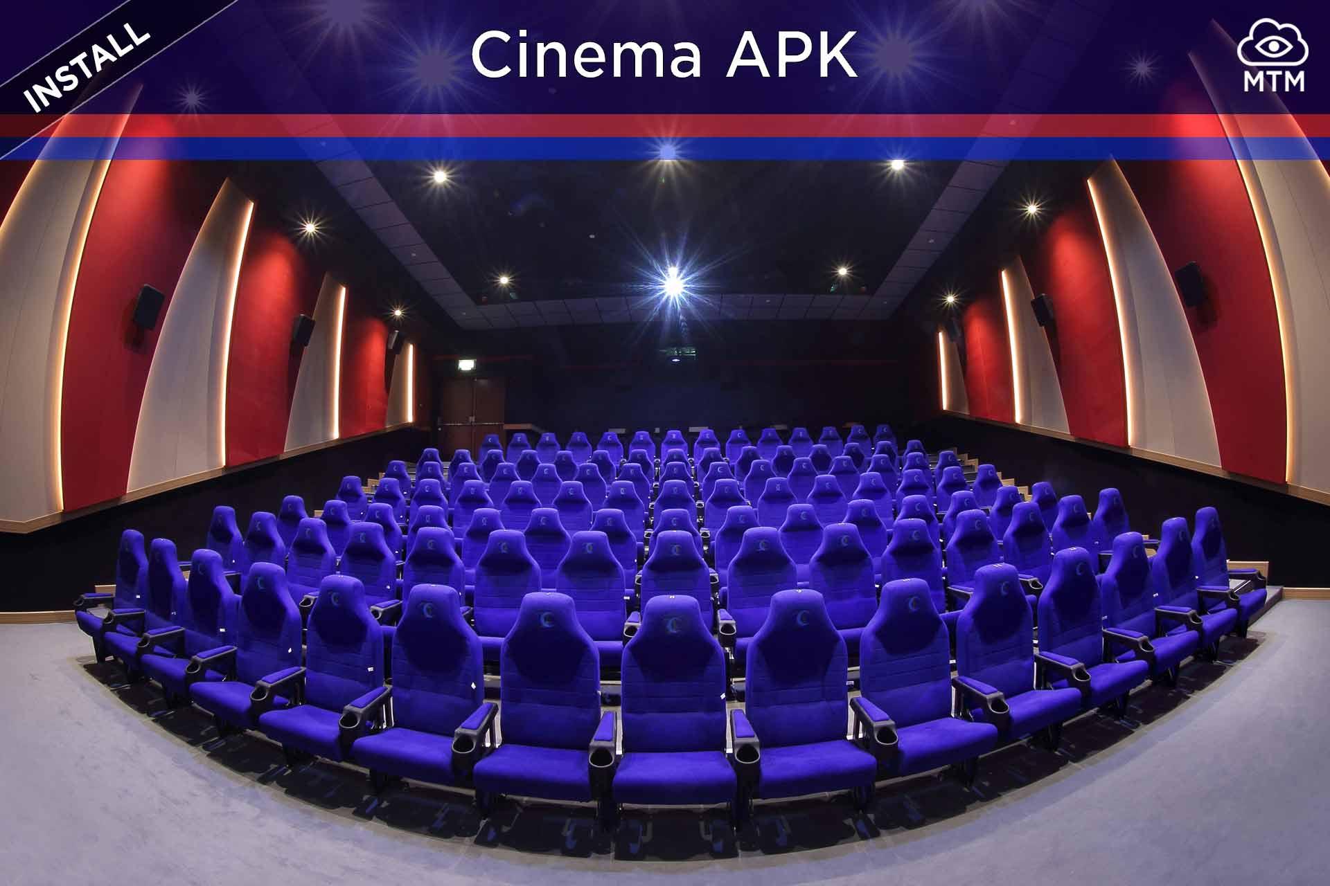 Nola instalatu Cinema HD APK HDMovies aplikazioa Firestick eta Android TV Box-en