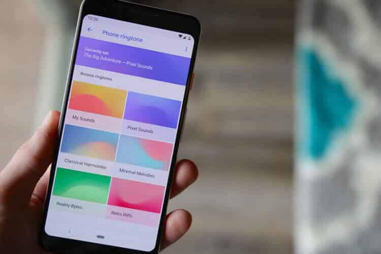 Nola instalatu Google Sound App Android telefonoetan