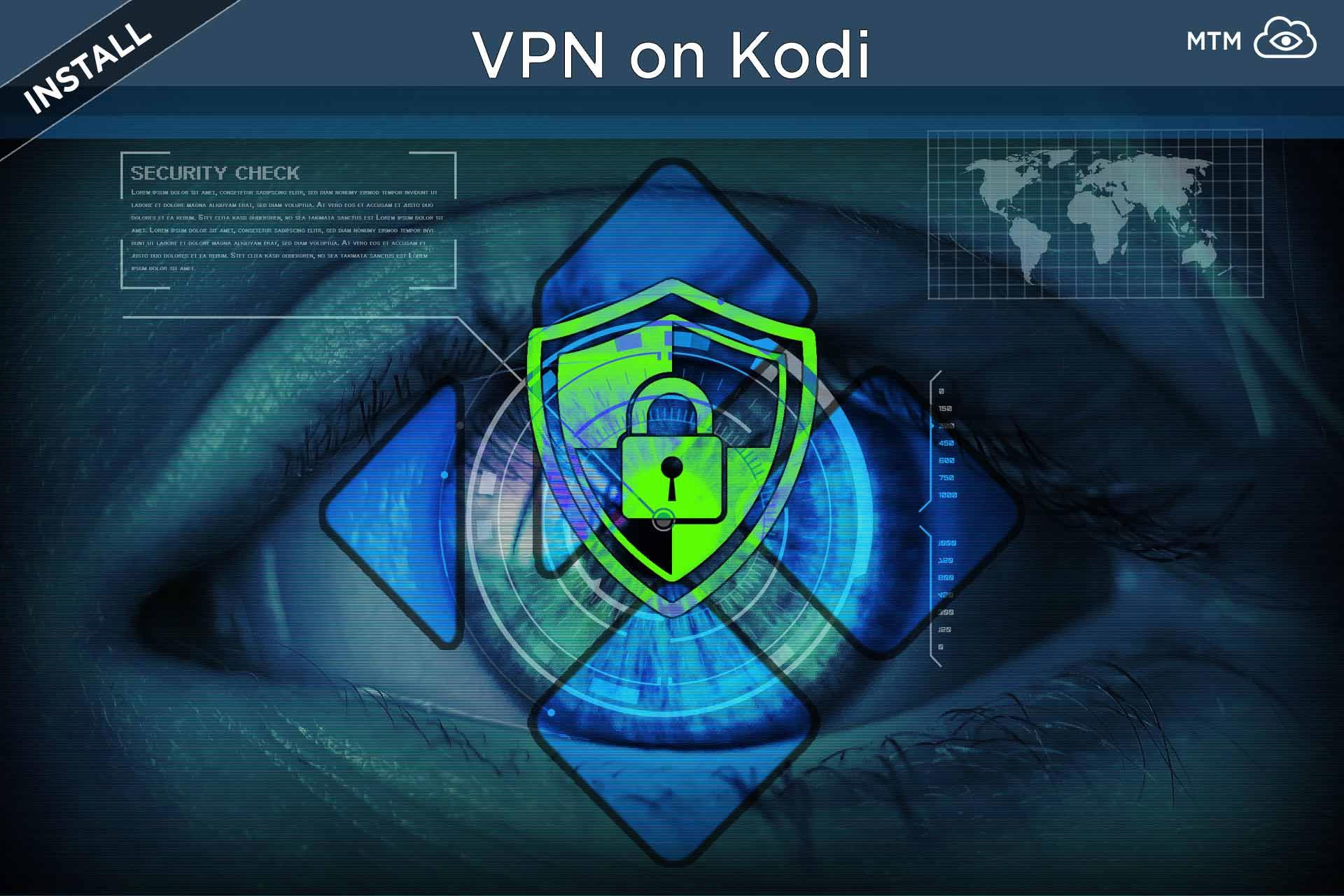 Nola instalatu Kodi VPN doako korronteak modu seguruan eta anonimoan sartzeko