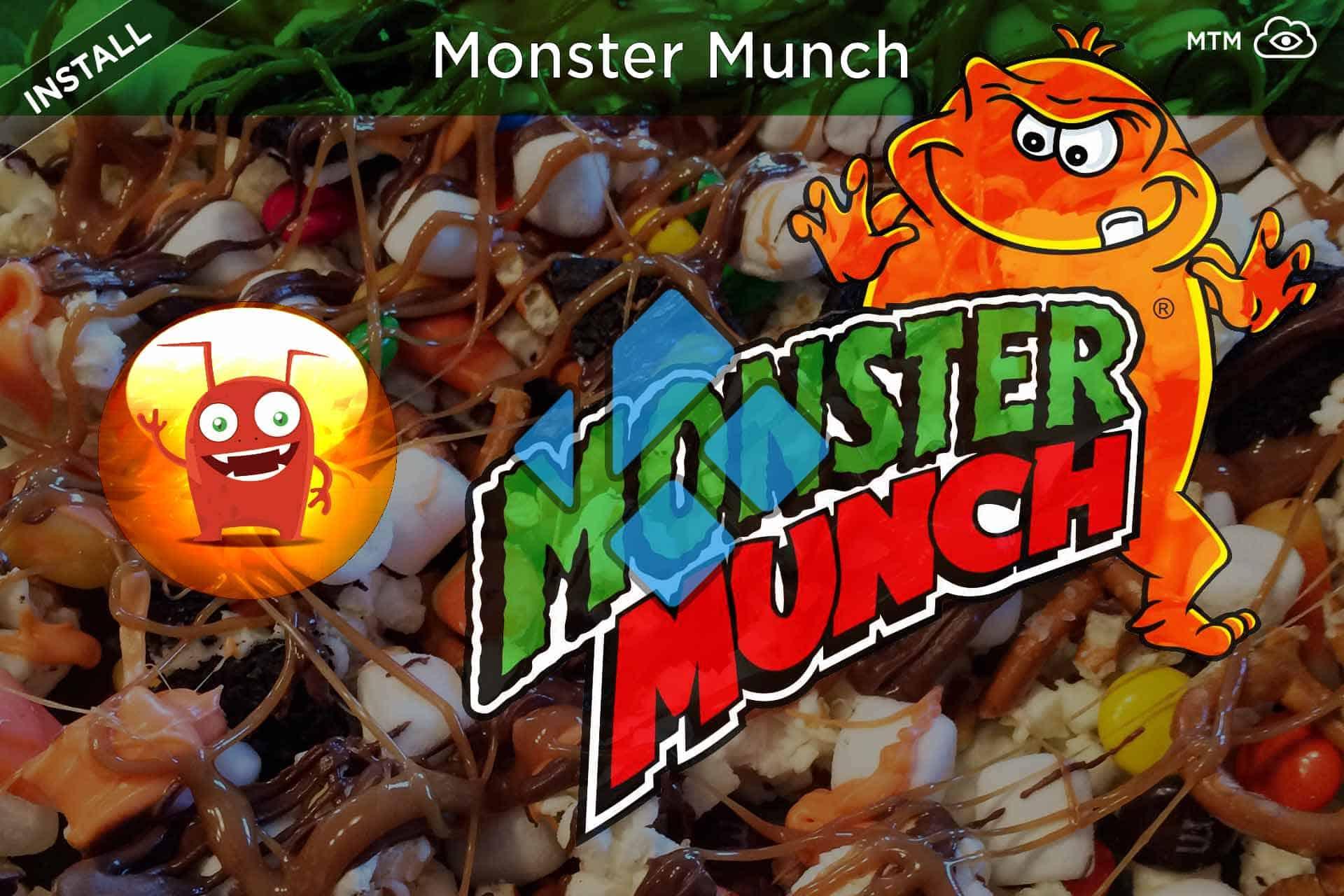 Nola instalatu Monster Munch Kodi Addon