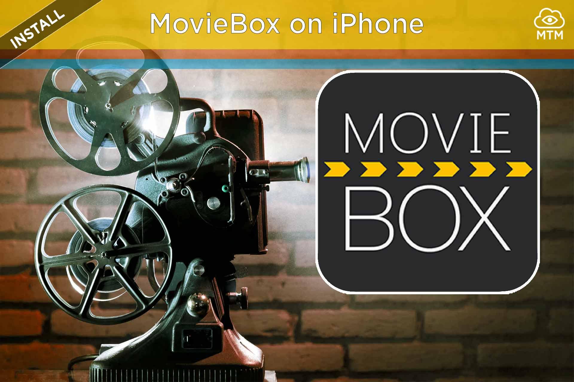 Nola instalatu MovieBox iPhone-n | Erakutsi Box aplikazioa iOS azken deskarga egiteko