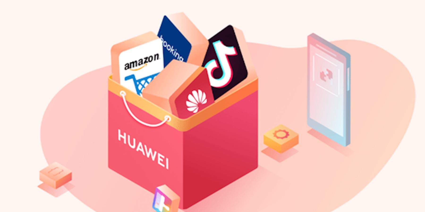 Nola instalatu aplikazioak AppGallery-n ez dauden Huawei smartphoneetan?  Horretarako aplikazio bat dago