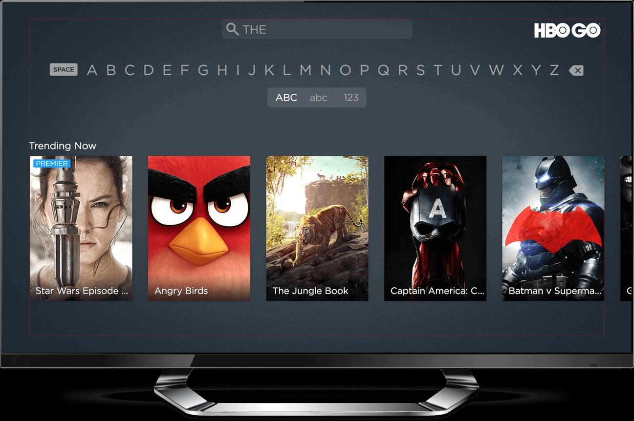 Nola instalatu eta aktibatu HBO GO Sony Smart TV-n