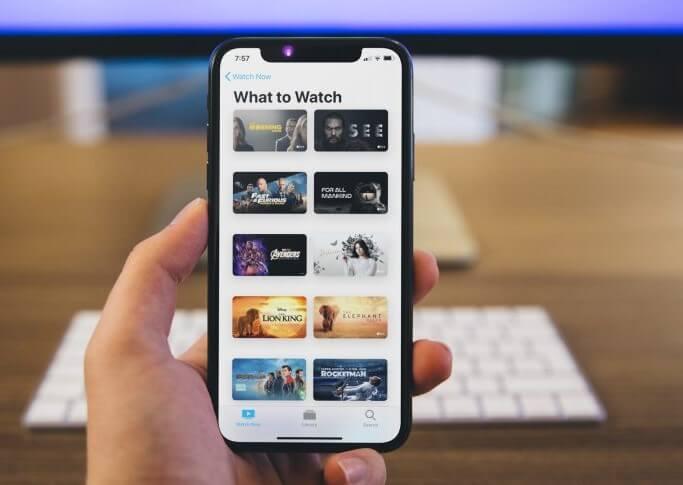 Nola iritsi Apple TV Plus urtebetez doakoa da iPhone 11 Seriean