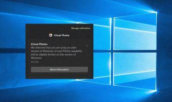 Nola konpondu errorearen bertsio zaharra Windows iCloud