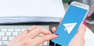 Nola konpondu lineaz kanpoko edo Telegram Android-en