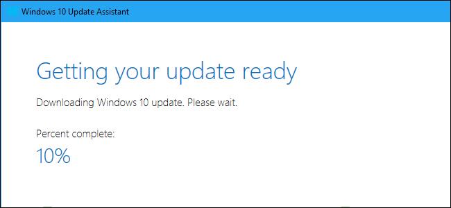 Nola lortu Windows 2018ko apirilaren 10a Eguneratu Orain 1