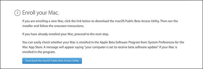 Nola probatu MacOS Mojave Beta oraintxe 2