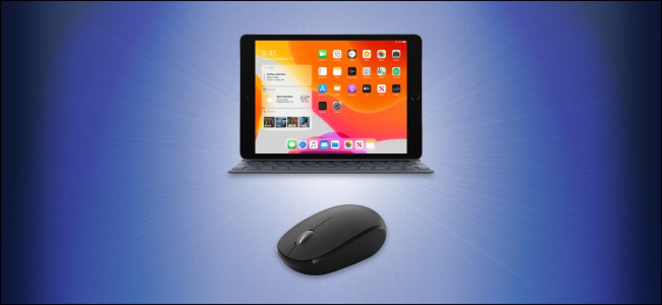 Nola sakatu Hasierako botoia iPad-en sagu batekin