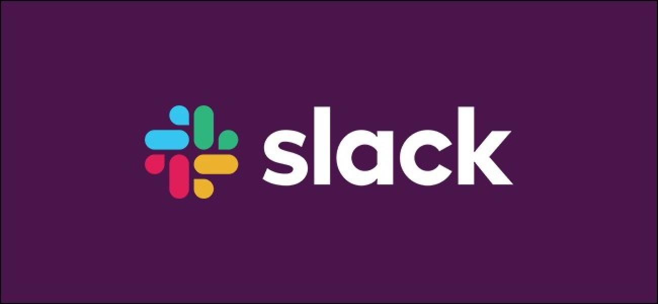 Nola sortu Atal berriak Slack-en kanaletarako taldean antolatzeko