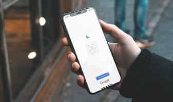 Nola ziurtatu Google Drive aurpegia IDarekin edo Ukipen IDarekin iPhone eta iPad-en