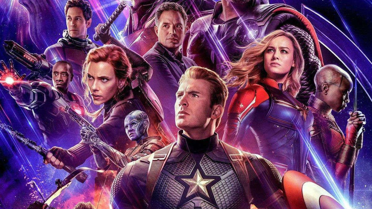 Nor hil zen Avengers Infinity War-n?  Nor bizi da oraindik?