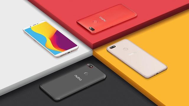 Nubia Red Magic serieko smartphone berriak 144 hektareako pantaila lortuko du