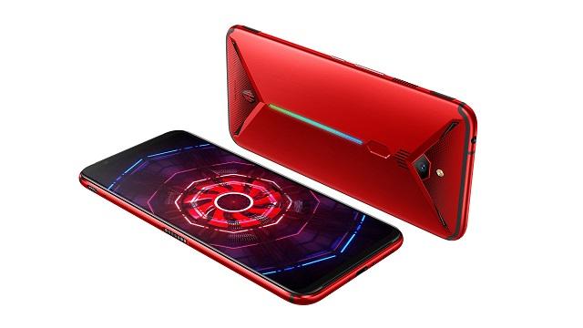 Nubia Red Magic serieko smartphone berriak 16 lortzea espero da GB RAM