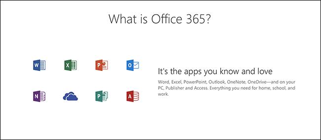 Office 365 ProPlus erabiltzaileek funtsean dagoeneko Office 2019 dute 1
