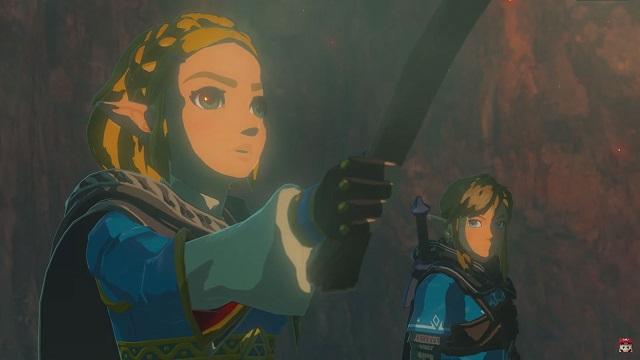 On The Legend of Zelda: Breath of The Wild 2 ziurrenik denbora gehiago itxaron beharko duzu
