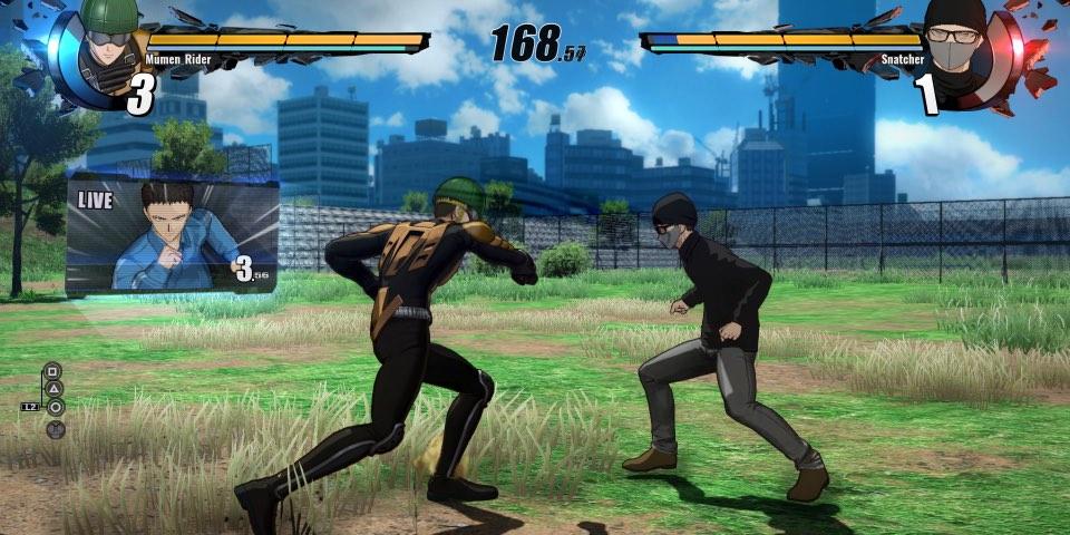 One Punch Man: Hero inork ez daki Iritzia